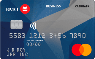 BMO Cashback Business Mastercard Review
