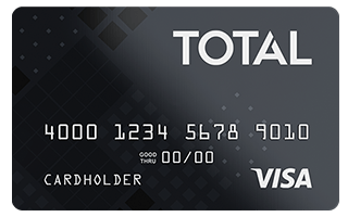 Total Visa® Unsecured Credit Card review