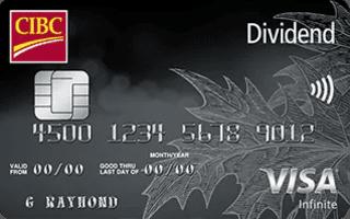 CIBC Dividend Visa Infinite Card review