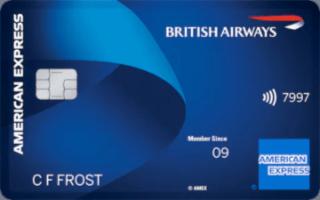 British Airways American Express Credit Card review 2021