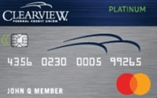 Clearview Federal Credit Union Student Mastercard Review
