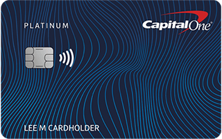 Capital One Platinum Secured Credit Card review